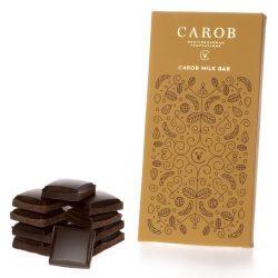 Carob and milk bar