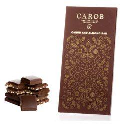 Carob and Almond Bar