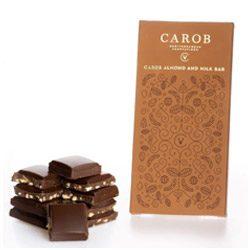 Carob, Almond and Milk Bar